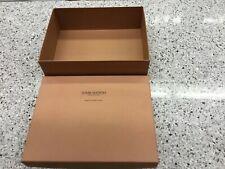Louis Vuitton Empty Orange Box
