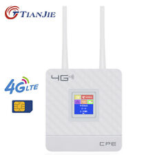 4G LTE CPE Router Mobile Wireless WIFI Hotspot Dual Band Sim Card Slot Unlocked
