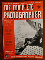 RARE The COMPLETE PHOTOGRAPHER 1942 Issue 26 Volume 5 Photography