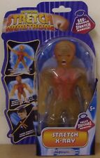 "Stretch Armstrong ~ Mini Stretch X-Ray ~ 7"" Stretchable Figure"