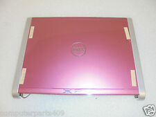 NEW Dell XPS M1330 For CCFL Display Back Top Panel Case W/Hinges LCD LID M908F