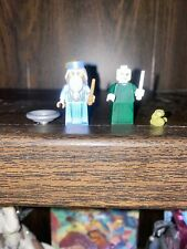 LEGO-Harry Potter Minifigures-Albus Dumbledore & Lord Voldemort