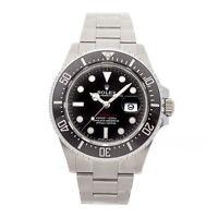 PRE-SALE Rolex Sea-Dweller Mens Automatic Steel Watch 126600 COMING SOON