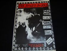 THE STORY SO FAR #4 (1980) Rare UK Punk/Mod Fanzine NY Dolls Barracudas Modettes
