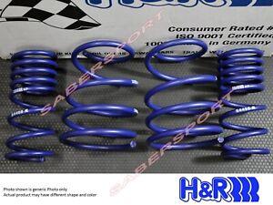 H&R Sport Lowering Springs kit for 2003-2007 Nissan Murano