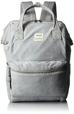 NEW anello sweat backpack with mouthpiece AT-B0911A GY F/S Japan