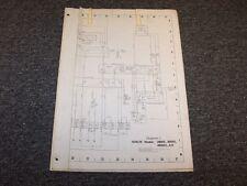 1978-1979 mercedes benz 280se 300sd 450sel 6 9 electrical wiring diagram  manual