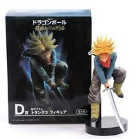"7.8"" Dragon Ball Super Saiyan Torankusu Trunks Statue PVC Figure Model Doll Gift"