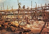 BG33758 congo belgium belge pecheries dans les rapides du congo  africa