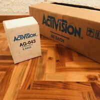 Commando for Atari 2600 Activision. Factory Box 6 Units. Brand New Sealed Games*