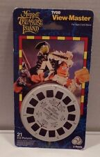 SEALED Muppet Treasure Island View-Master Collectible 3D Reel Set - Reels
