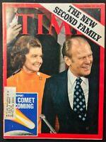 TIME Magazine  Dec 17 1973 - GERALD FORD'S FAMILY / Comet Kohoutek / Fuel Crisis