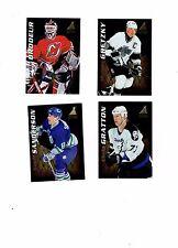 NHL  1995-1996  ZENITH  Hockey Set  + 2 CHECK LIST