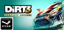 DiRT 3 Complete*Edition*STEAM*KEY*PC*GAME*DOWNLOAD*FAST*DELIVERY*!!!