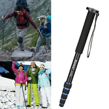 5-Section DSLR Camera Monopod Unipod  Aluminium Walking Stick