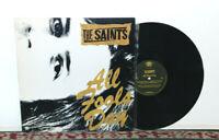 The Saints – All Fools Day, LP 1987, Punk Rock TVT Records - NM Vinyl
