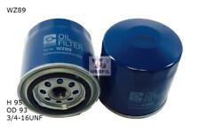 WESFIL OIL FILTER FOR Audi A6 3.0L V6 FSi 2004-2005 WZ89A