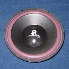 "New Vintage .  Power Acoustik 12"" Sub-Woofer.  Made in USA"