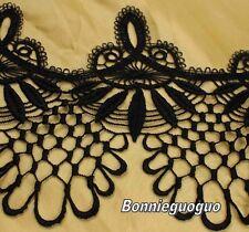 5yards Polyester Venise Lace Fringe Embellishment Sewing Costume Applique Trims