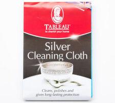 Tableau plata paño de limpieza 44 X 31cm & Limpieza Polaco proteja sus artículos de plata