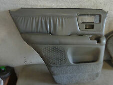 Driver Rear Door Panel GMC Jimmy SLT 95 96 97