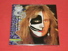 2018 REMASTER PETER CRISS CAT #1  WITH BONUS TRACKS  KISS JAPAN MINI LP CD