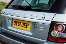 Range Rover Sport 2006-2009 Rear Tailgate Door trimming Conversion Kit 2013 RTM