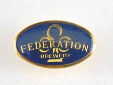 Federation Brewery Pin Badge - The history of brewing