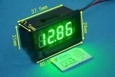 4 digital led thermometer Temperaturanzeige ds18b20 Sensor 12V 24V water Auto G
