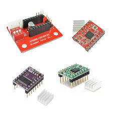 A4988/DRV8825 Stepper Driver Tafel RAMPS Arduino/Himbeere Pi 3D Printer B2SA