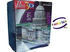 US CAPITOL WASHIGTON 3d NEW PUZZLE WREBBIT 764PCS 2 1/2 FEET