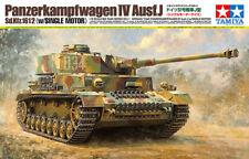 1/16 Tamiya 36211 - German Pz.Kpfw IV Ausf.J - w/Single Motor Model Kit