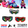 SKI SNOWBOARD GOGGLES Youth Child Kid Boys Girls Kids UV SNOW GOGGLES WINTER AU