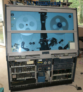 1x nut    Rank Clintel Mark 3 Telecine (selling complete or can sell parts),