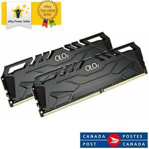 Gaming Ram Oloy DDR4 Ram 16Gb 2X8gb 3000 Mhz C16 1.35V 288-Pin Desktop Gaming