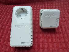Devolo dlan 500 wifi mit Zusatzadapter 500 duo+ - Top-Geräte!!