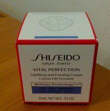 Shiseido Vital Perfection Uplifting and Firming Cream Reneura Technology 15ml
