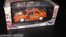 MINICHAMPS 1.43 ALFA ROMEO 155 V6 TI DTM 1994 BARTELS TEAM SCHUBEL JAGERMEISTER