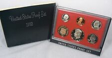 1982-S U.S. Mint Proof Treasury Medal Coin Set with OGP