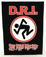 DRI BACKPATCH / SPEED-THRASH-BLACK-DEATH METAL