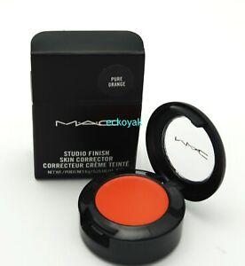 MAC Studio Finish Skin Corrector BNIB - Pure Orange