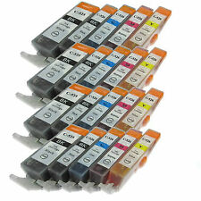 20 Pack Ink Cartridge Fits Canon PGI-225 CLI-226 Pixma MX712 MX882 MX892