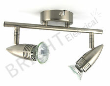 Powermaster S6331 Twin Bar Spot Light Polished Chrome