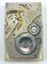 Vintage Imperial Watch Co 48 Mechanical Wristwatch Movement -  Parts / Repair
