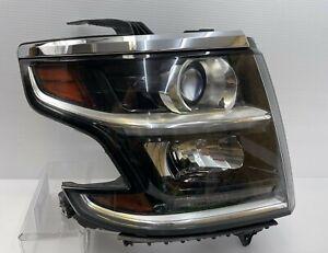 2015-2020 Chevrolet Tahoe Suburban OEM Right Passenger Side Halogen Headlight