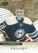 Sergei Bobrovsky #42 - 2017-18 Trilogy - Base