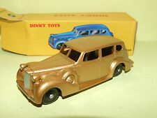 PACKARD EIGHT SEDAN DINKY TOYS ATLAS 24P 1:43
