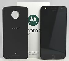 "OPEN BOX - Motorola Moto Z Play XT1635 Black (FACTORY UNLOCKED)  5.5"" 32GB 16MP"