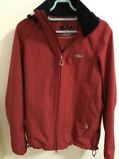 adidas 3 Layer GORE TEX Pro Shell Terrex Outdoor Jacket Real Red