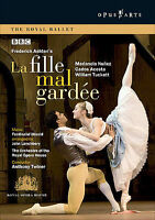 Hérold - La Fille Mal Gardée - DVD - Frederick Ashton - The Royal Ballet - R0